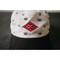 CAP NUX. WHITE.
